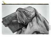 Statue Of Liberty, Arm, 2 Carry-all Pouch