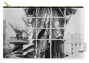 Statue Of Liberty, C1883 Carry-all Pouch