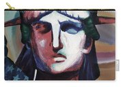 Statue Of Liberty Hb5t Carry-all Pouch