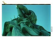 Statue Of Liberty New York City Carry-all Pouch