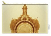 Statue Of Liberty Old Yellow World Carry-all Pouch