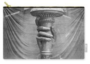 Statue Of Liberty, Paris Carry-all Pouch