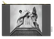 Statue Of Liberty, Tall Carry-all Pouch