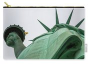 Statue Of Liberty, Torch And Crown Carry-all Pouch