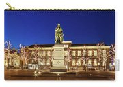Statue Of William Of Orange On The Plein - The Hague Carry-all Pouch