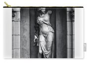 Statue Under Cover Carry-all Pouch