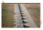 Stealth Fighters 37 Tactical Fighter Wing Carry-all Pouch