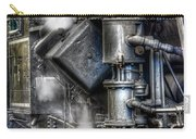 Steam Engine Detail Carry-all Pouch