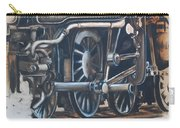 Steam Engine Wheels Carry-all Pouch