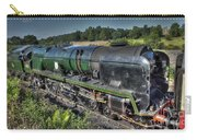 Steam Locomotive 34027 The Taw Valley Carry-all Pouch