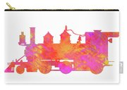 Steam Locomotive Art 2 Carry-all Pouch