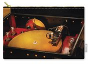 Steam Punk - Hey Dj Make Some Noise Cine-music System Carry-all Pouch by Mike Savad