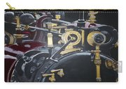 Steam Tractor Carry-all Pouch by Richard Le Page