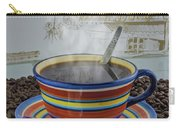 Steaming Coffee  Carry-all Pouch