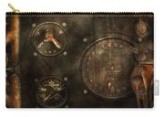Steampunk - Check Your Pressure Carry-all Pouch