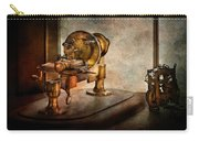 Steampunk - Gear Technology Carry-all Pouch by Mike Savad