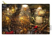 Steampunk - Naval - The Torpedo Room Carry-all Pouch