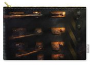 Steampunk - Pull The Switch Carry-all Pouch by Mike Savad