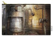Steampunk - Silent Into The Night Carry-all Pouch
