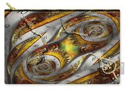 Steampunk - Spiral - Space Time Continuum Carry-all Pouch