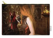Steampunk Mirror Carry-all Pouch