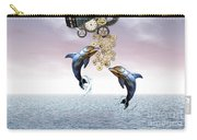 Steampunk Ocean Tale Carry-all Pouch