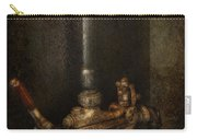 Steampunk - Plumbing - Number 4 - Universal  Carry-all Pouch