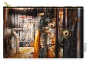 Steampunk - Plumbing - Pipes Carry-all Pouch