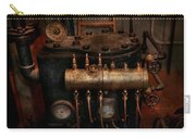 Steampunk - Plumbing - The Valve Matrix Carry-all Pouch