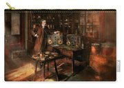 Steampunk - The Time Traveler 1920 Carry-all Pouch