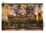 Steampunk - The War Has Begun Carry-all Pouch
