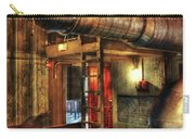 Steampunk - Where The Pipes Go Carry-all Pouch