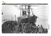 Steamship In Japan Carry-all Pouch