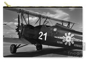 Stearman Biplane Carry-all Pouch