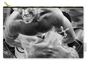 Steel Men Fighting 2 Carry-all Pouch