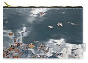 Steel Sky On Lake Carry-all Pouch