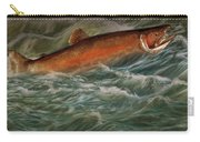 Steelhead Trout Fish No.143 Carry-all Pouch