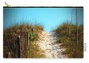 Steep Beach Path Carry-all Pouch