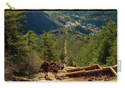 Steep Manitou Incline And Barr Trail Carry-all Pouch