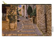 Steep Street In St Paul De Vence Carry-all Pouch