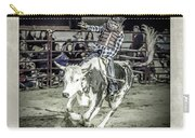 Steer Buck Out _c Carry-all Pouch