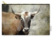 Steer Bull Carry-all Pouch