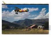 Steerman Bi-plane Carry-all Pouch