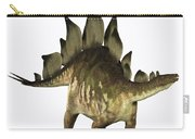 Stegosaurus Profile Carry-all Pouch