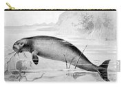 Stellers Sea Cow, Extinct Carry-all Pouch