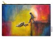 Step Of Faith Carry-all Pouch