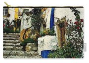 Step Street In Obidos Carry-all Pouch