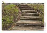 Step Trail In Woods 17 A Carry-all Pouch