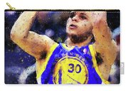 Steph Curry, Golden State Warriors - 19 Carry-all Pouch