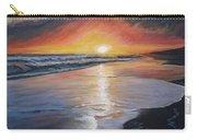 Stephanie's Sunset Carry-all Pouch